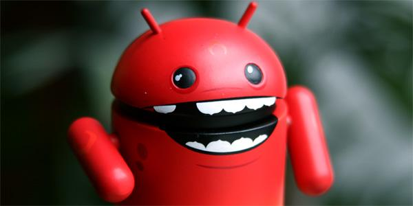 android-malware-red