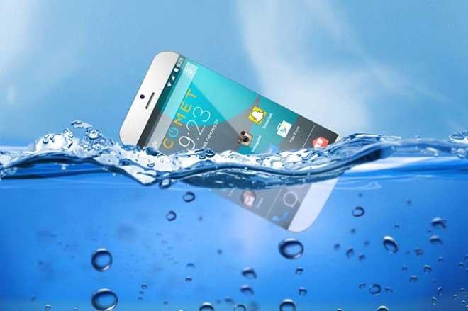 สุดเจ๋ง!!! สมาร์ทโฟนลอยน้ำรุ่นแรกของโลก