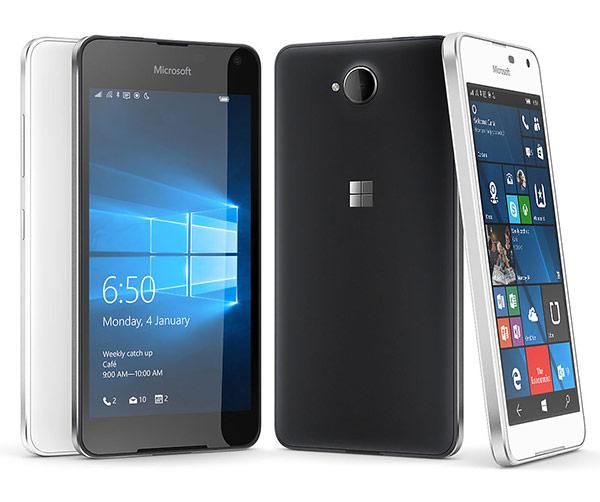 Microsoft Lumia 650  วินโดว์โฟนระบบปฏิบัติการ Windows 10 ในราคาย่อมเยา