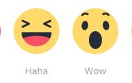 Facebook เปิดให้ใช้งาน Reactions ไอคอนแสดงอารมณ์แล้ววว!!