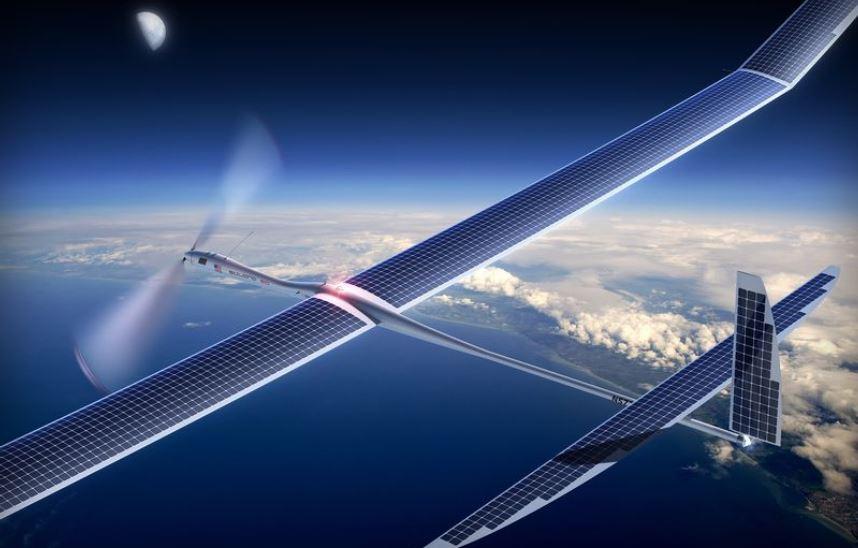 ผุด Project SkyBender การส่งสัญญาณอินเตอร์เน็ตจาก Drone