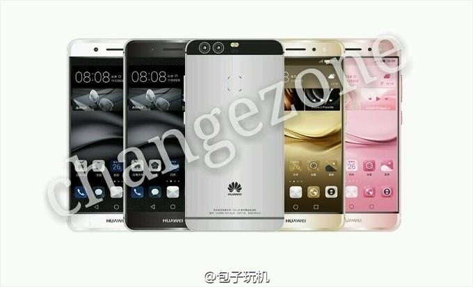 ใหม่ล่าสุด ภาพหลุด Huawei P9 ดูปังมาก!