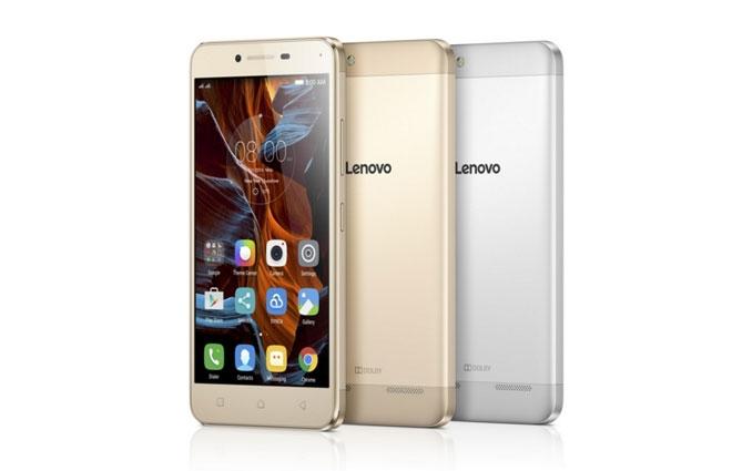 เปิดตัว Lenovo Vibe K5 Plus สมาร์ทโฟนสเปคดีราคาเบา