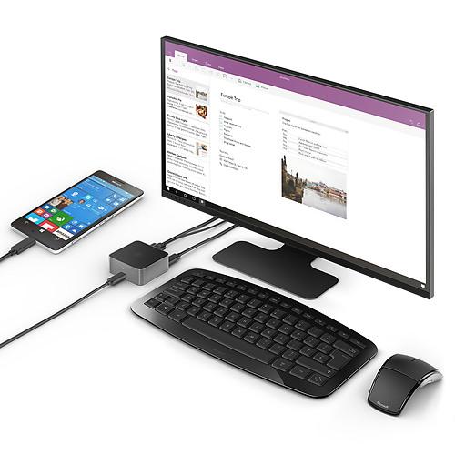 เปลี่ยนสมาร์ทโฟนให้เป็นคอมพิวเตอร์ด้วย Lumia 950 และ 950 XL สัมผัสได้แล้วที่งาน Thailand Mobile Expo 2016