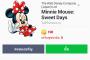 Mickey Mouse สติ๊กเกอร์ไลน์!!