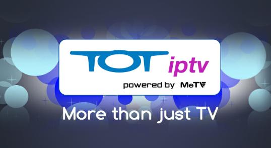 แอพพลิเคชั่น TOT iptv  ดูทีวีออนไลน์ แล้วคุณจะไม่พลาดรายการโปรดอีกต่อไป!