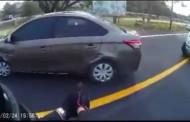 [คลิปเต็ม] ฮีโร่ตำรวจจราจร สภ.บ้านหมอ สระบุรี ขี่จักรยานยนต์ไล่ล่าคนร้าย อย่างกับในหนัง