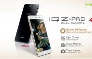 i-Mobile IQ Z PRO สมาร์ทโฟนกล้องหลังคู่ กับราคา 11,900 บาท