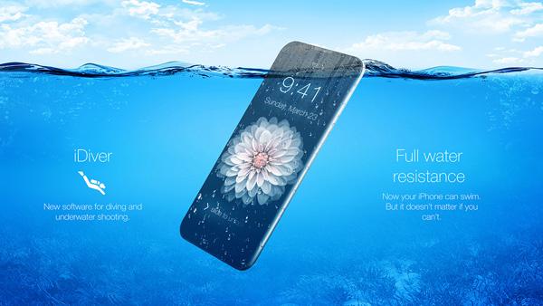 เผยภาพเสมือนจริง iPhone 7 ดีไซต์สุดหรู สเปคสุดแรง