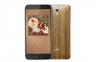 ZUK เปิดตัวสมาร์ทโฟนฝาหลังทำจากไม้