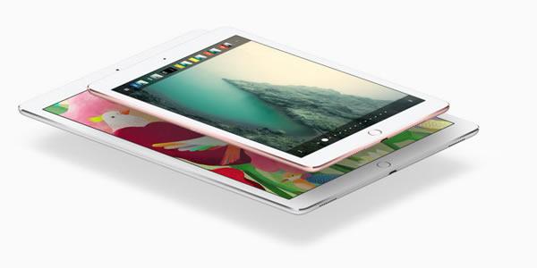 Apple เปิดตัว iPad Pro แท็บเล็ตหน้าจอ 9.7 นิ้ว มาพร้อมความจุถึง 256GB