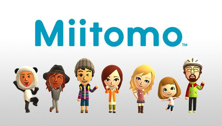 Miitomo  Social แอพพลิเคชั่น จาก Nintendo  เปิดดาวน์โหลดแล้วที่ญี่ปุ่น