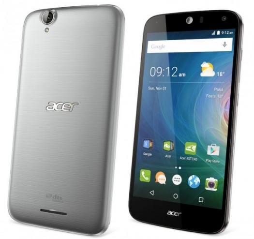 Acer Liquid Z630S  สมาร์ทโฟนดีๆที่ราคาจับต้องได้