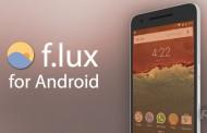 f.lux แอพถนอมสายตาสำหรับปรับโทนแสง ลง Android แล้ว