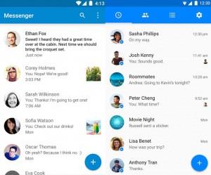 Facebook-Google-Messenger