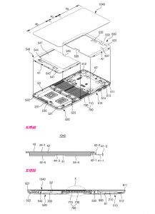 Foldable-Samsung-smartphone