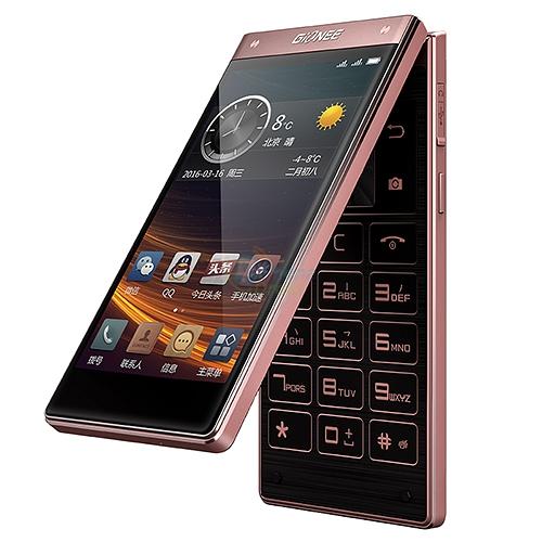 เปิดตัว Gionee W909 สมาร์ทโฟน Android ฝาพับระดับพรีเมี่ยม