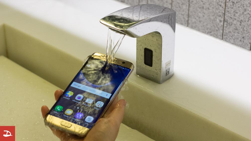 Samsung Galaxy S7 และ S7 Edge กันน้ำได้ มาพร้อมเซ็นเซอร์ตรวจจับความชื้นในพอร์ต USB