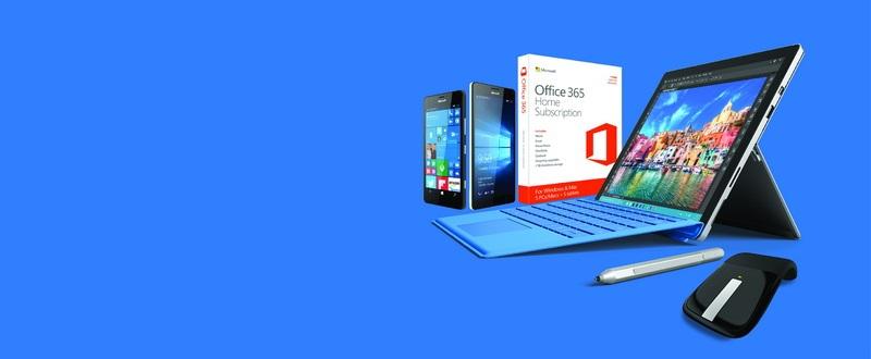 Microsoft จับมือ Lazada เปิดตัว Microsoft Online Store พร้อมโปรโมชั่นเพียบ!!!