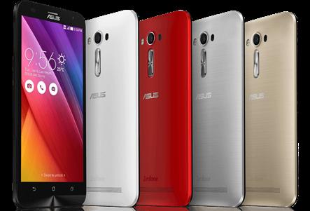 Asus Zenfone 2 Laser สมาร์ทโฟนจอใหญ่ แบบไร้ขีดจำกัด