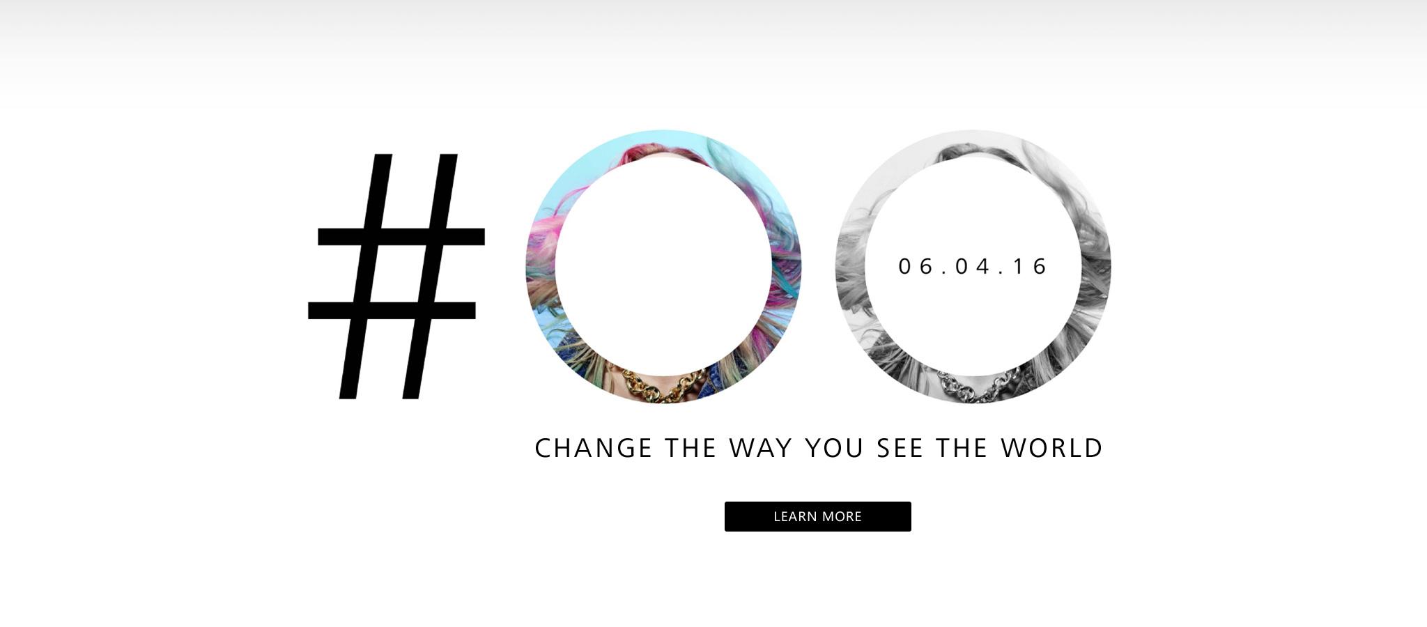 Huawei ปล่อยภาพโปรโมต Huawei P9 โดยมีการใช้ Hashtag #OO