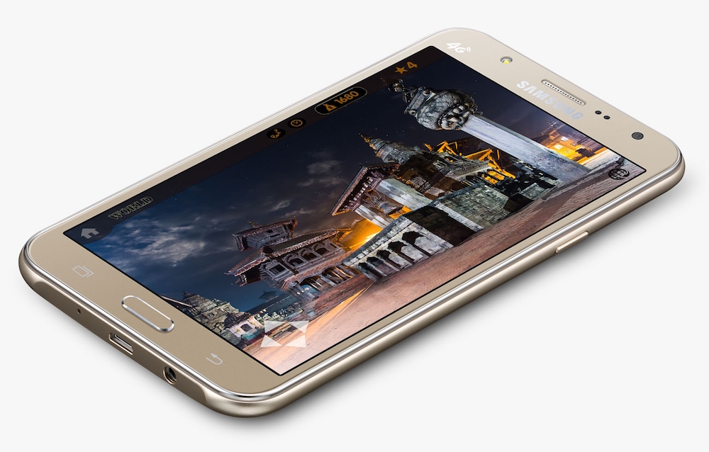 Samsung Galaxy J7 (2016) มาพร้อมแบตเตอรี่ 3,300 mAh แถมผ่านมาตรฐาน FCC