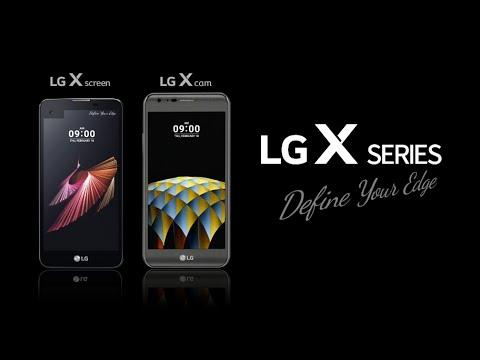 LG เปิดตัว LG X cam และ LG X screen สมาร์ทโฟนกล้องหลังคู่ ในราคาที่น่าใช้