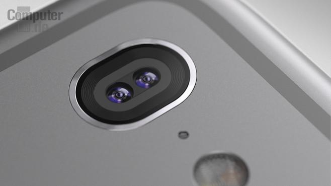 ภาพล่าสุด iPhone 7 ไม่มีปุ่ม Home พร้อมโชว์กล้องเลนส์คู่