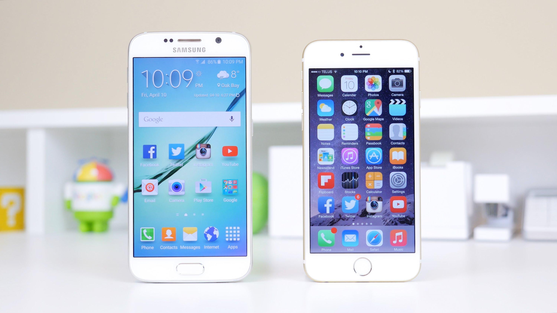 เปรียบเทียบ!! กล้อง Galaxy S7 กับ iPhone 6s แบบทุกองศา