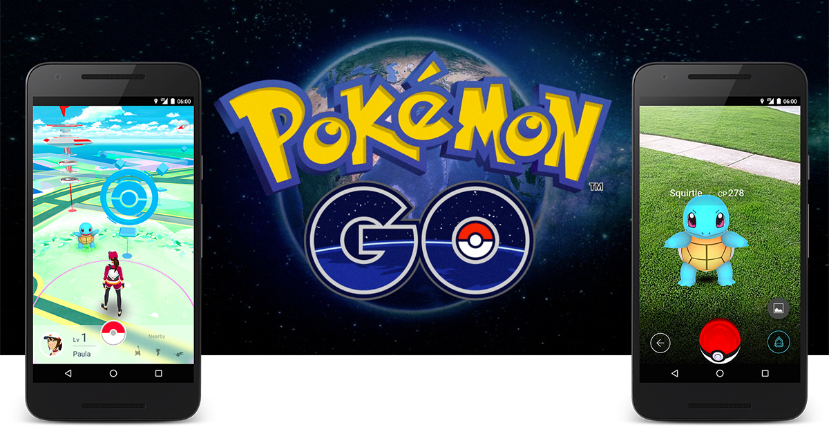 เผยตัวอย่าง Pokemon GO เกมจับโปเกม่อนบนมือถืออย่างเป็นทางการ