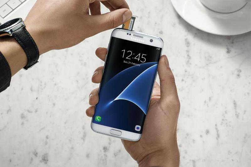 มาแล้ว!!! Samsung Galaxy S7 และ S7 edge สีขาว White Pearl