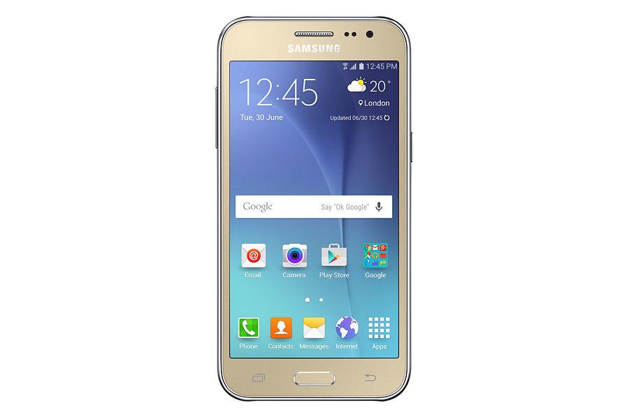 Samsung Galaxy J2 สมาร์ทโฟนสเปคดี ราคาเพียง 4,990 บาท