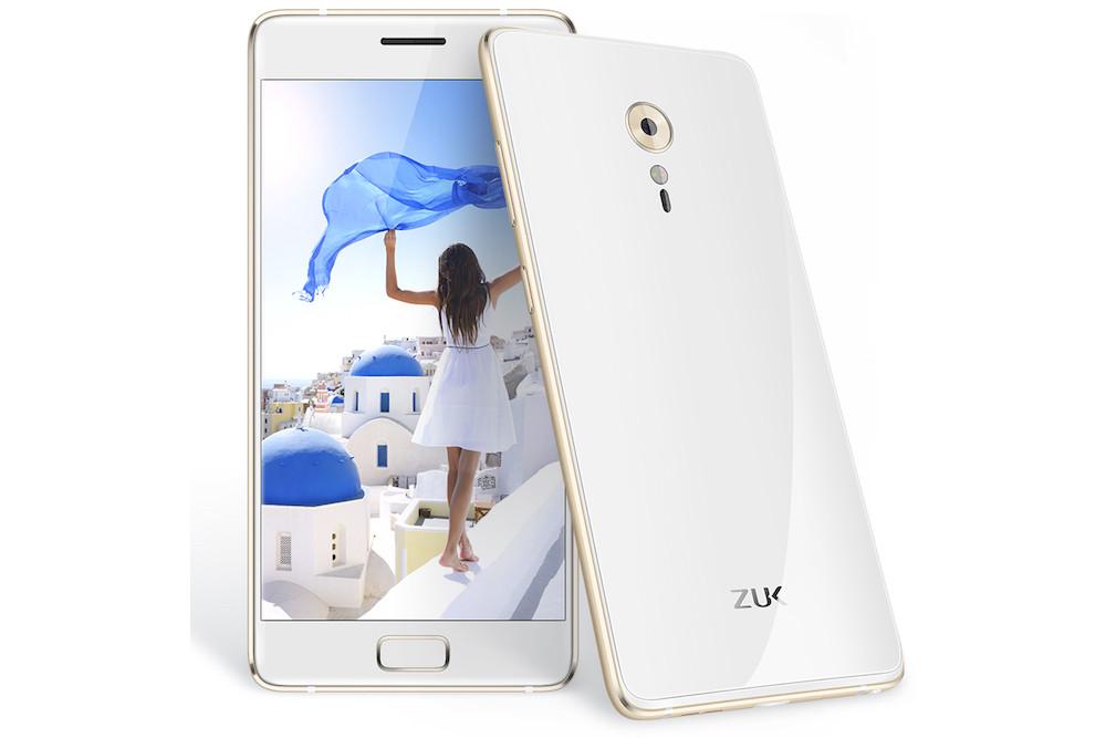Zuk เตรียมปอยสมาร์ทโฟนแอนดรอยด์สสเปกดี Zuk Z2 Pro ภายในปีนี้