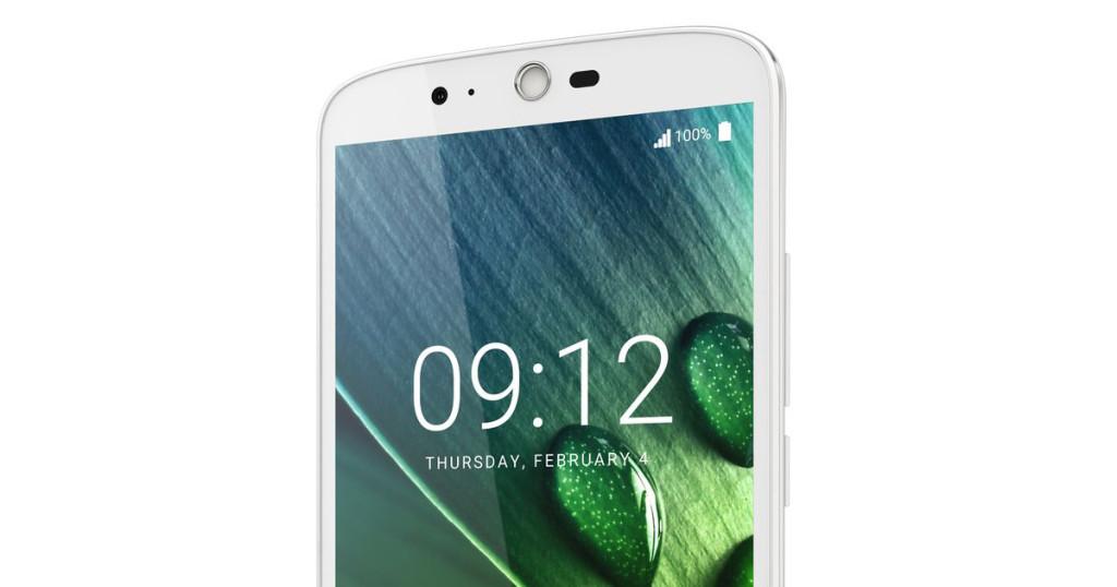 Acer เปิดตัว Liquid Zest Plus สมาร์ทโฟนระดับกลาง