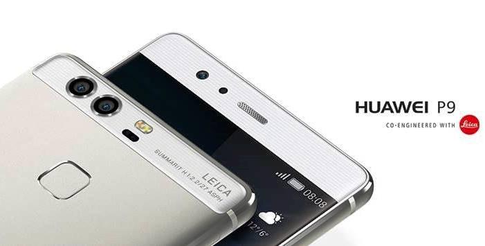 หลุดสเปค Huawei  P9 Max