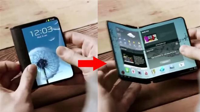 มาแน่-สมาร์ทโฟนหน้าจอพบได้จาก-samsung-คาดเปิดตัวต้นปีหน้า