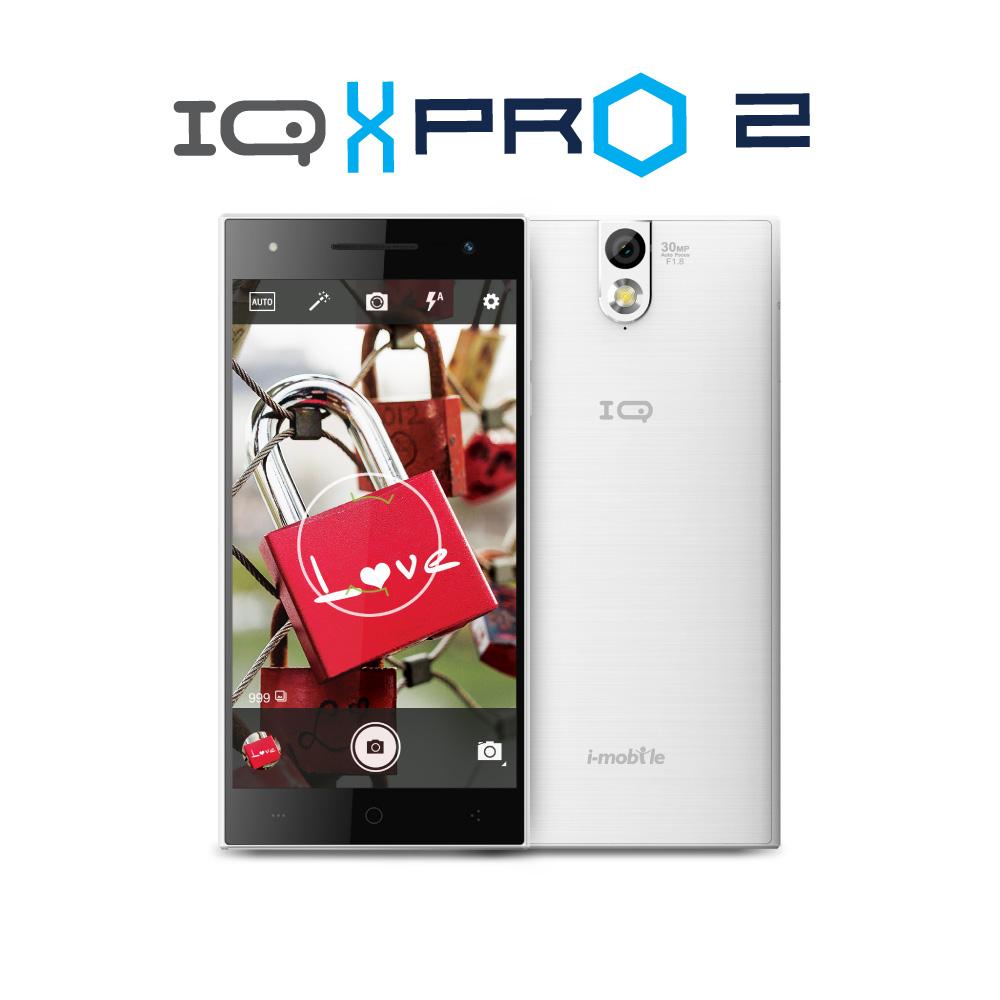 i-mobile  IQ X PRO 2  สมาร์ทโฟนกล้องหลัง 30 ล้านพิกเซล มาพร้อมราคาที่น่าจับจองเป็นเจ้าของ