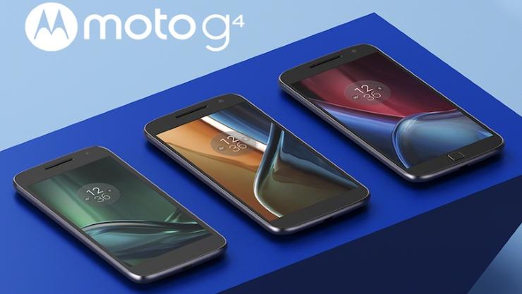 เตรียมเปิด Moto G4 และ Moto G4 Plus พร้อมระบบสแกนลายนิ้วมือ