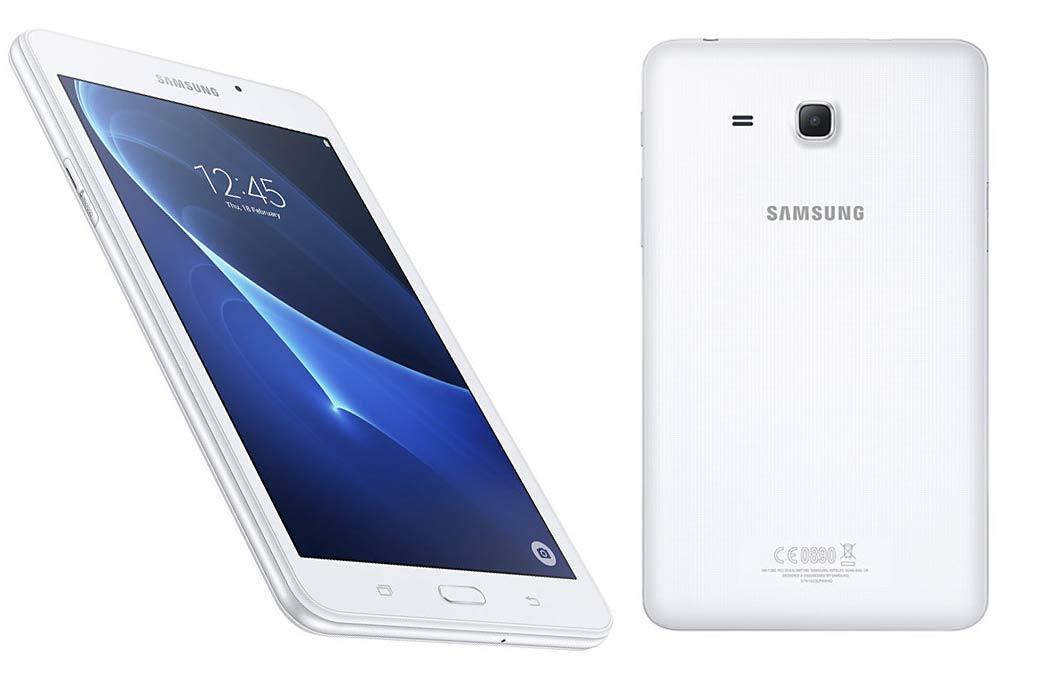 Samsung Galaxy Tab A 7.0 (2016) แท็บแล็ต หน้าจอขนาด 7 นิ้ว ฟังก์ชั่นครบครัน ราคาเพียง 6,990 บาท