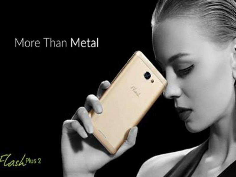 Alcatel Flash Plus 2 สมาร์ทโฟนราคาสุดคุ้ม มาพร้อมดีไซน์หรูหราแบบ Metal หน้าจอขนาด 5.5 นิ้ว  เริ่มต้นเพิ่ง 4,990 บาท