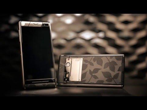 Vertu เปิดตัว Aster Leaf สมาร์ทโฟนสุดหรูราคาแพง ที่ผลิตเพียง 100 เครื่องเท่านั้น