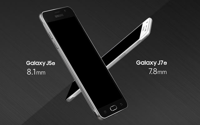 Samsung Galaxy J5 และ J7 รุ่นปี 2016 สองสมาร์ทโฟนรุ่นอัพเกรดใหม่ พร้อมวางขายในไทย 1 มิถุนายนนี้