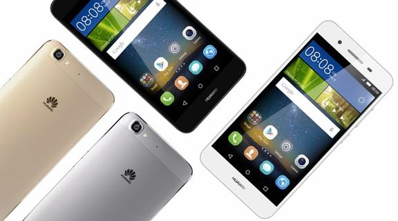 Huawei GR3 สมาร์ทโฟนดีไซต์สวยหรู มาพร้อมหน้าจอ 5 นิ้ว รองรับ 4G ราคาเพียง 5,990 บาท