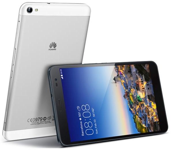 Huawei MediaPad X1 แท็บเล็ตดีไซต์สวยหรู บนหน้าจอ 7 นิ้ว