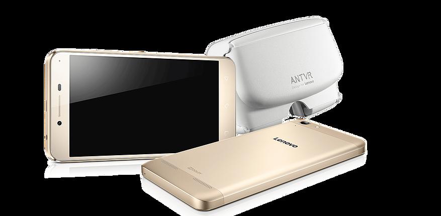 Lenovo VIBE K5Plus สมาร์ทโฟนสเปคแรง ดีไซต์ระดับพรีเมียม บนหน้าจอ 5 นิ้ว ราคาเพียง 5,990 บาท
