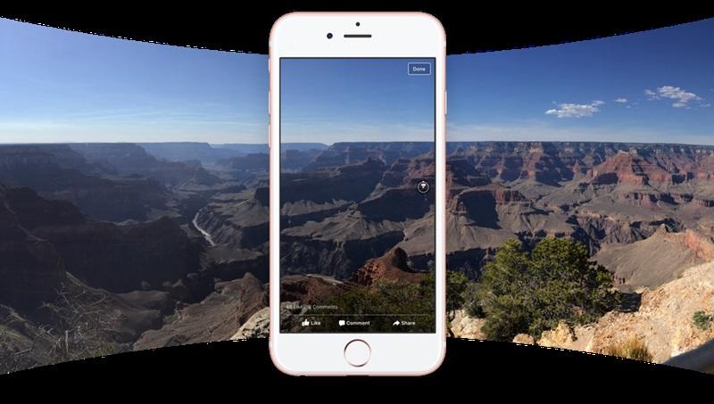 วิธีถ่ายและโพสรูป 360 องศาขึ้น Facebook ง่ายๆ โดยใช้แอพพลิเคชั่นบน iPhone, iPad