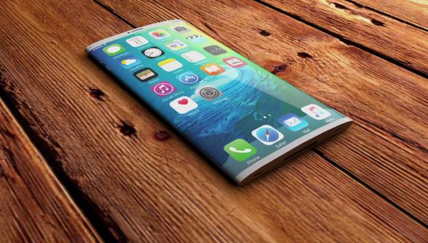Apple จดสิทธิบัตรหน้าจอกระจกที่มีลักษณะห่อหุ้มรอบตัวเครื่อง ซึ่งคาดว่าอาจจะถูกนำไปใช้กับ iPhone 8