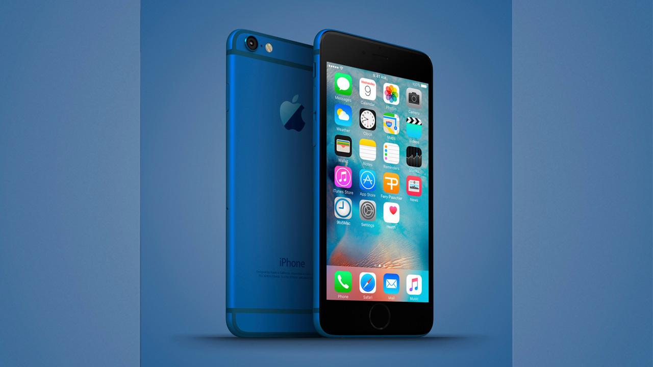 เผยภาพหลุด iPhone 7 สีน้ำเงินเข้ม Deep Blue ที่จะมาแทนสีเทา Space Gray!!! ขอบอกว่าสวยงามไม่แพ้กัน