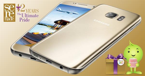 AIS Serenade ฉลองครบรอบ 12 ปี จัดโปรโมชั่น รับส่วนลดค่าเครื่องสมาร์ทโฟนแบรนด์ชั้นนำสูงสุด 50% หรือรับฟรี! Samsung Galaxy J2 และ LAVA 4G A1