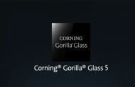 Corning เปิดตัว Gorilla Glass 5 กระจกมือถือที่ป้องกันหน้าจอแตกจากการตกได้สูงถึง 1.6 เมตร